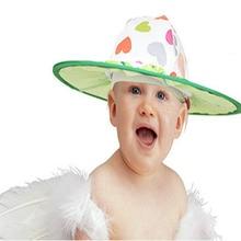 Babys Shampoo Caps Fruit Pattern Kids Hat Toddler Kids Shampoo Bathing Shower Cap Waterproof Ear Protector Wash Hair Visor Caps