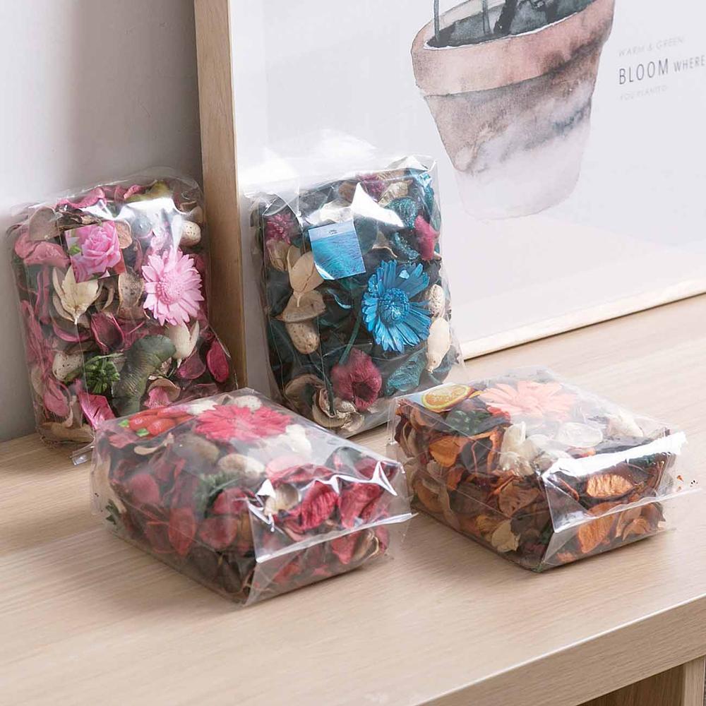 1 Bag Home Fragrance Sachets Natural Dried Flowers Sachet Wardrobe Car Deodorate Sachet Home Air Refresh