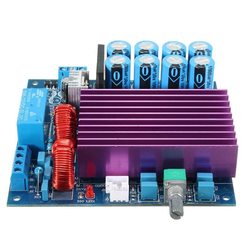 TDA8950 2x170W Digital Subwoofer Class D Audio Amplifier Board