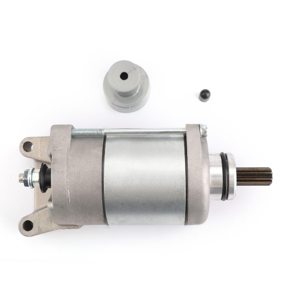 Areyourshop-بدء تشغيل المحرك الكهربائي للدراجات النارية ، لهوندا CRF230 CRF230F 08-17 CRF230L 08-09 CRF230M 2009 ، ملحقات الدراجة النارية