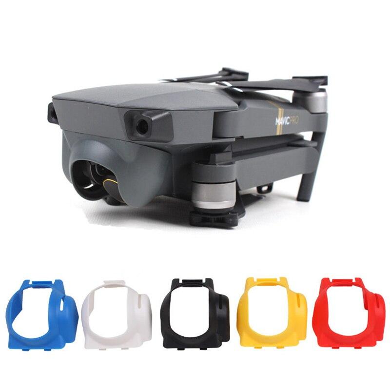 Sunnylife Gimbal Camera Anti-Glare Lens Sun Hood Protection Case Sunshade Protective Cap Protector for DJI Mavic PRO Accessories