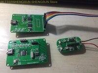 rolling code board stm8s103 decoder hcs300 remote controller