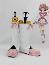 AKB0048 Nagisa Motomiya Atsuko Maeda il 14 Piatto Cosplay Scarpe Stivali Per Le Donne di Età del Partito di Halloween Cosplay Stivali Custom fatto