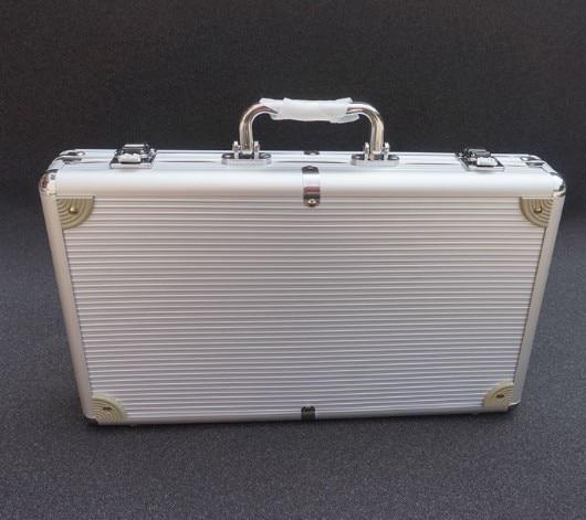 Briefcases business OL box chip handbag aluminum alloy  Hard Roll