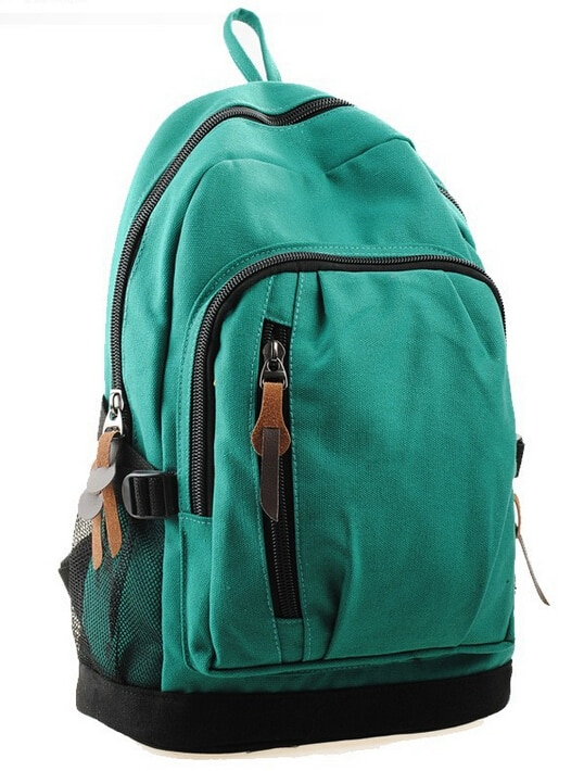 ETN BAG 042616 hot sale women men canvas backpack female male casual travel bag school bag