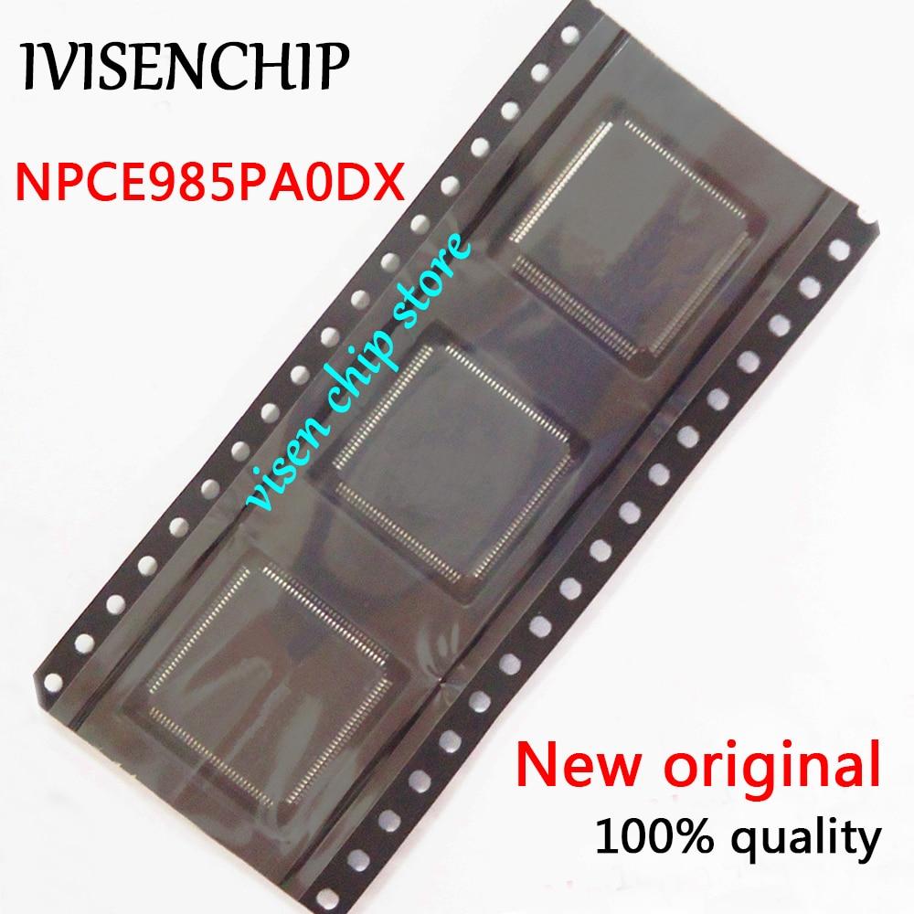 2pcs NPCE985PAODX  NPCE985PA0DX QFP-128