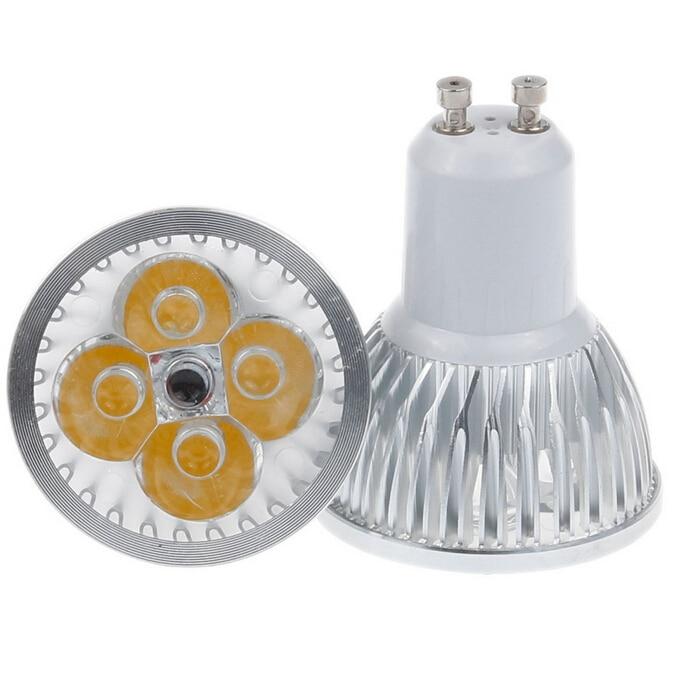 משלוח חינם קרי כוח גבוה 15W110-240V המנורה ניתן לעמעום GU10 9 W 12 W אור Led ספוט זרקור נורת led תאורת downlight