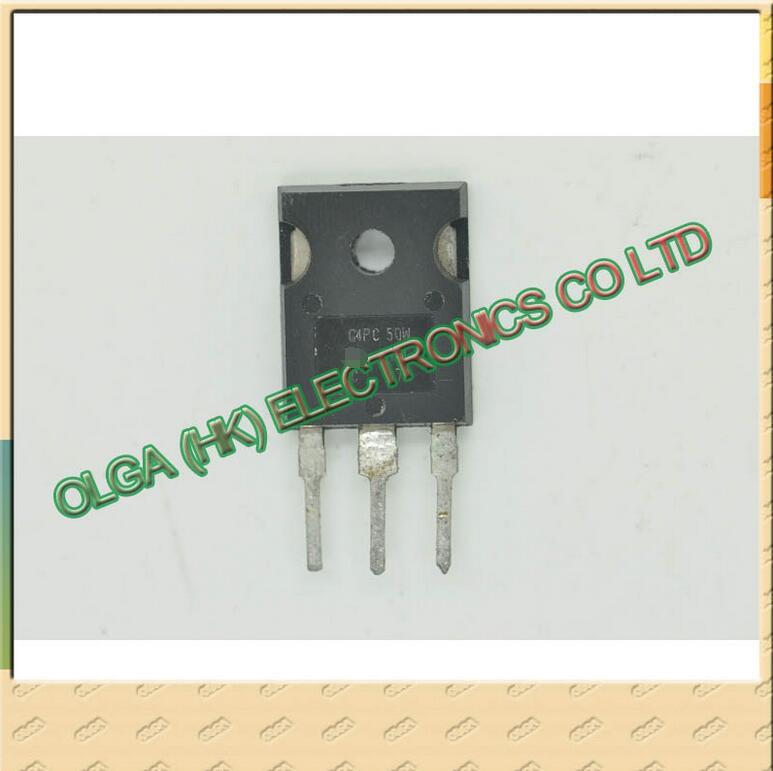 Desmontar importado IRG4PC50W G4PC50W calidad assur de la venta de una integridad comercial