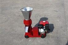 Presse à granulés manuel moteur à essence KL120A moulin à granulés/Machine à granulés de bois