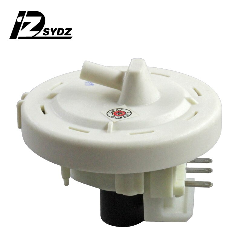 Piezas de lavadora automática DSC-6B interruptor de sensor de nivel de agua Válvula de control de sensor de nivel de agua electrónica
