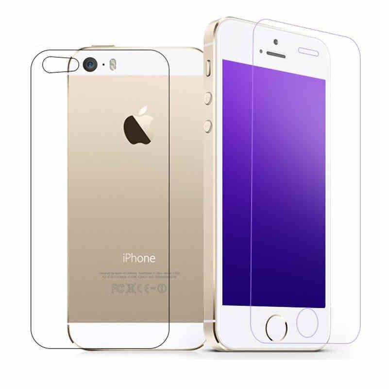 Закаленное стекло для iPhone 6s 7 8 Plus X 10 4 4S 5 5s 5C XS XR, Защитная пленка для экрана iphone SE 11 Pro Max
