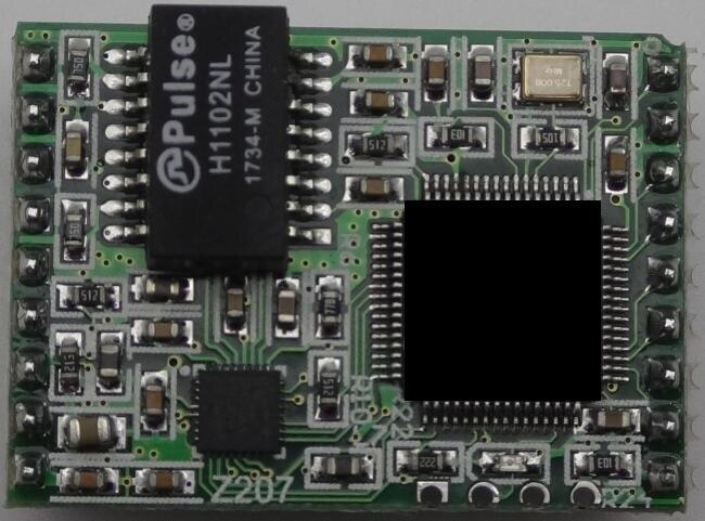 المسلسل الخادم/2-طريقة TTL نقل شبكة/485/232/Modbus TCP إلى RTU