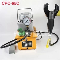 cpc 65c electric hydraulic cable cutter cut 65mm shielded cable electric hydraulic cable scissors