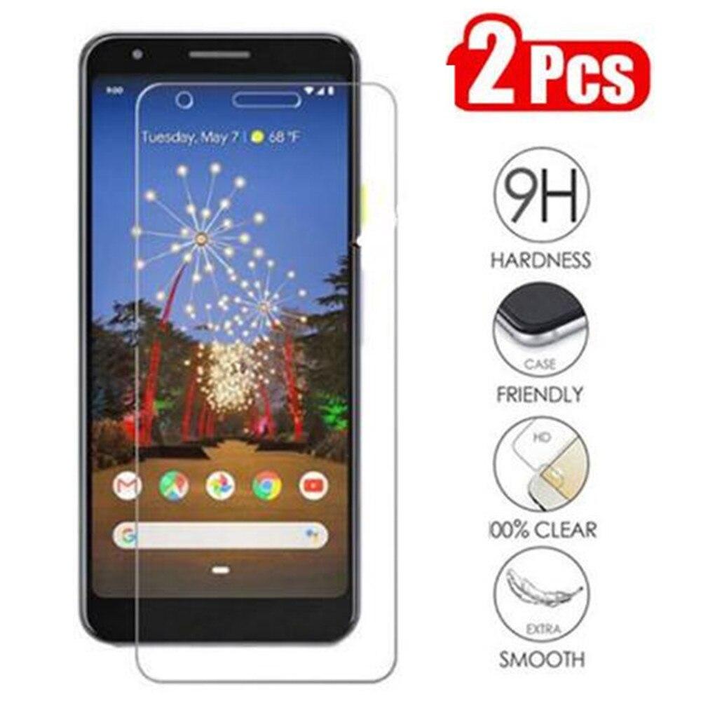 Tempered Glass For Google Pixel 3A XL Screen Protector 9H 2.5D Phone On Protective Glass For Google Pixel 3a XL 3 A 3a XL Glass