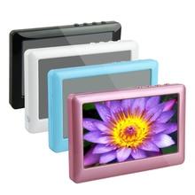 16 GB classique 4.3 pouces écran tactile MP3 MP4 MP5 lecteur numérique vidéo médias FM Radio TV OUT Support TF carte Max 32G
