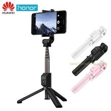 Support de trépied portatif extensible sans fil de monopode de trépied de bâton de Selfie de bluetooth dhonneur de Huawei pour les téléphones Android dios