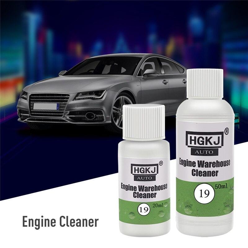 Limpiador para ventanas de automóviles, 1 Uds. De 50ML 18 diluido con agua = 450ML, accesorios de limpieza para coche, limpiador con compartimento para motor que elimina el aceite pesado