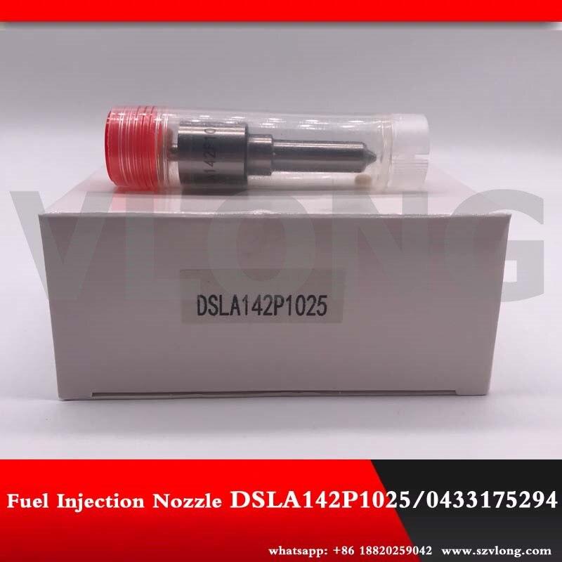 Boquilla para motor diésel DSLA 142 P1025/0433175294 con boquilla de inyección de combustible de alta calidad DSLA142P1025