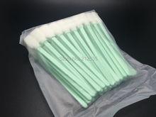 200 pièces tampons de nettoyage par solvant DX2 DX4 DX5 DTG nettoyage de la tête dimpression (mieux que les cotons dimprimante)