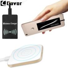 Беспроводное зарядное устройство Qi для Iphone 6 S 6 S 7 Plus, Аксессуары для мобильных телефонов, беспроводной зарядный приемник для Iphone7 Plus, чехол