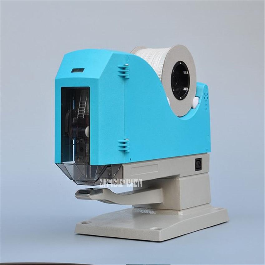 Agrafe en plastique électrique de T-900 attachant la Machine pour Attacher lagrafe en plastique de fixation sur la Machine à relier dagrafeuse de veste de tissu de jean