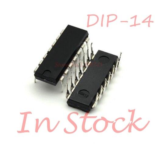 10 teile/los LM2902N DIP14 LM2902 DIP LM2902P DIP-14 Auf Lager