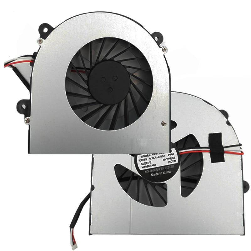 New Laptop Cooling Fan for CLEVO W150 W150er W350 W350ETQ W370ETQ W370SKQ PN:AB7905HX-DE3