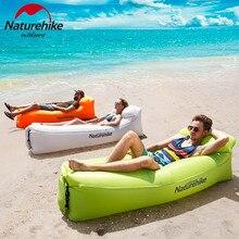 Naturehike Air bett Outdoor Camping Aufblasbare Sofa Tragbare Aufblasbare Strand Stuhl Sofa Liege Komfort Freizeit Sofa