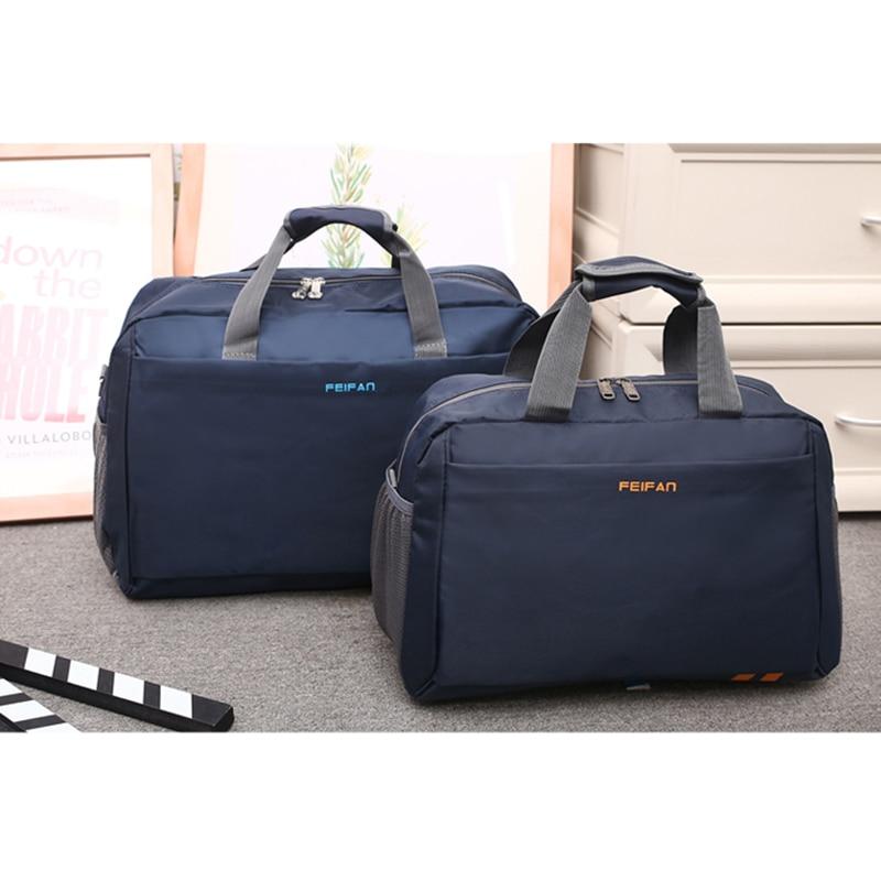 Новые модные водонепроницаемые мужские дорожные сумки, сумки для переноски багажа, портативные дорожные сумки-тоут, сумки для выходных, сум...