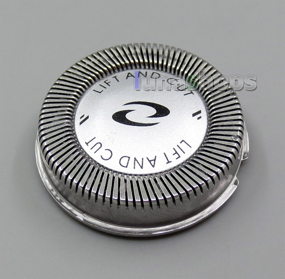 LN004977 1000 قطعة مزدوجة شفرة حلاقة الحلاقة رؤساء شفرة ل فيليبس Norelco HQ3 HQ4 HQ55 HQ56