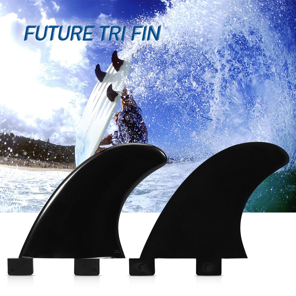 /Gl/Gx/M5/G5 aleta de onda de agua de Surf Sup accesorio de tabla de Surf aleta Thrusters Tir aletas Stand Up Paddle Board Nylon aletas de Surf