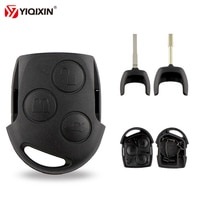 3-кнопочный пульт дистанционного управления YIQIXIN для автомобильного ключа для Ford Mondeo Focus 2 3 праздничный праздник для транзитного света с лез...