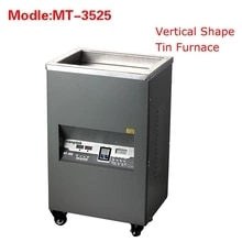 3000W High capacity MT-3525 Energy saving Electronic solder pot