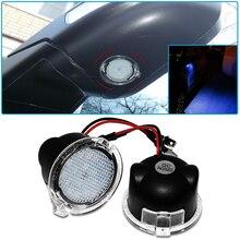 Lumière de protection pour Ford Mondeo Taurus   Sous le rétroviseur de voiture, lumière de flaque pour Ford Mondeo Taurus Fusion Flex Explorer style de voiture expédition