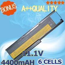 4400mAh Laptop Battery for Lenovo ThinkPad X200 X200s X201 X201i X201s 42T4834 42T4835 43R9254 ASM 42T4537 FRU 42T4536 42T4538