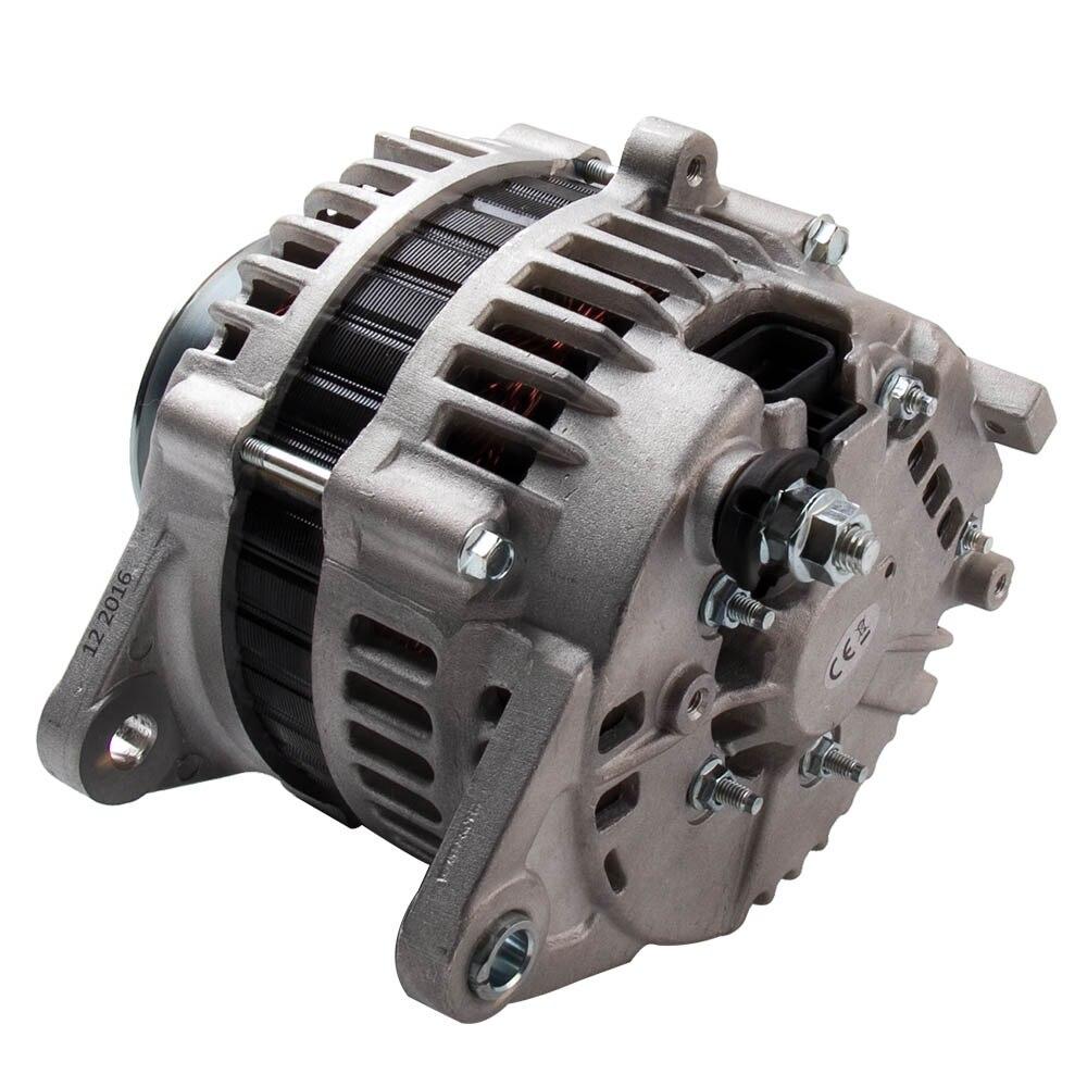 Para Nissan Patrol GU 4.2L incluyendo motor Turbo Diesel TD42 TD42T TD45 TD48T 98-10 LR1100-705B LR1100705 100A alternador