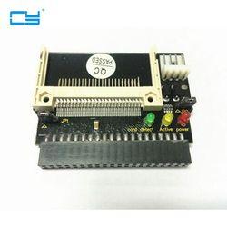 CF a 44 Pin IDE 2.5 Disco Rígido HDD Adapter bootable