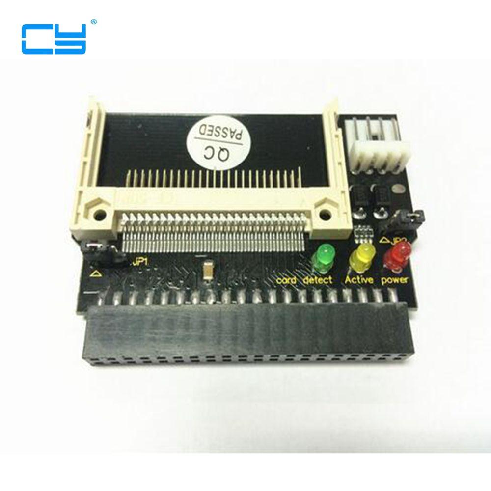 Переходник для жесткого диска CF на 44 Pin 2,5 IDE