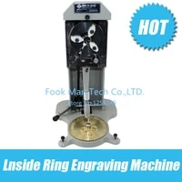 inside the ring hole cutting plotterjewelry machinery inside ring engraving machineone lettering plateone diamond tip