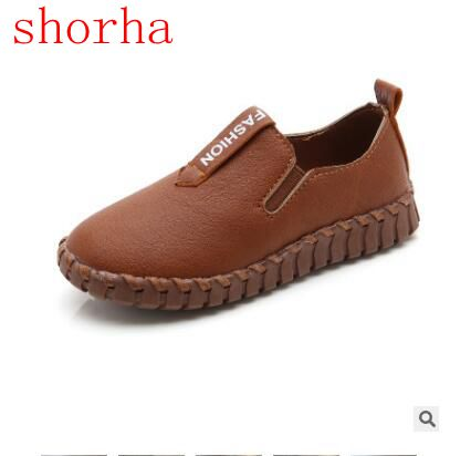 Детские кроссовки повседневная обувь для девочек Размеры 25 36 коричневые и черные