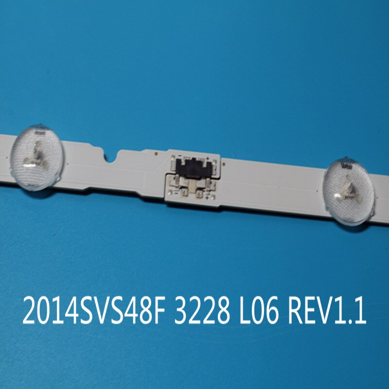 NEW led backlight screen 1set=12pcs for SAMSUNG TV UA48J5088ACXXZ SAMSUNG 2014SVS48F 3228 L06 REV1.1