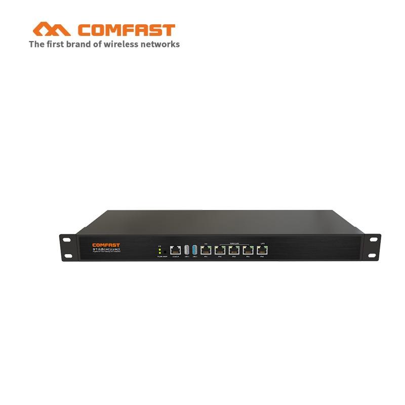 COMFAST CF-AC100 Gigabit Wifi AC Router Enterprise Security gateway /Dual WAN Multi WAN/Load Balance QoS PPPoE Server 4 LAN port