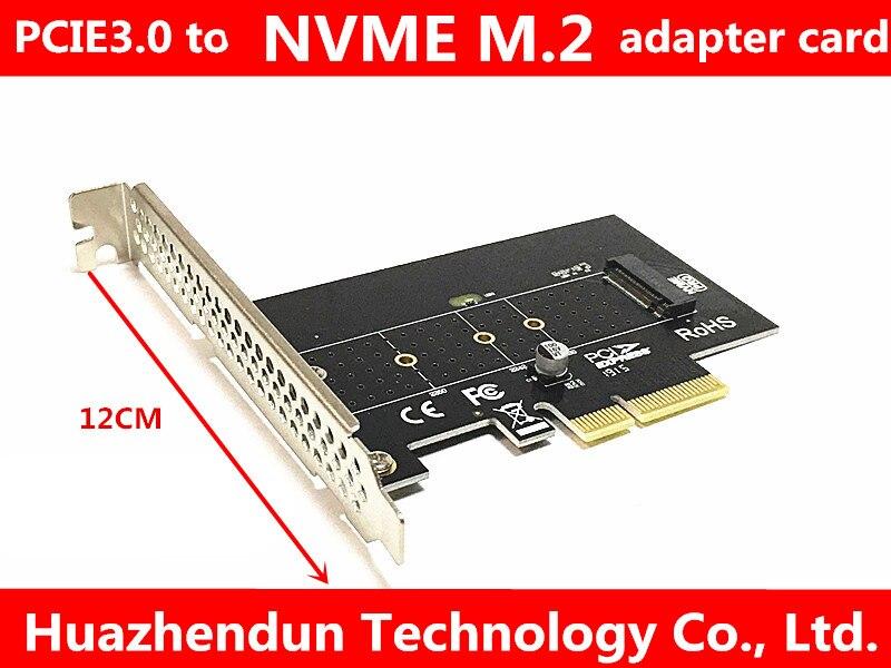 20 PCS/M2.PCIe adaptador SSD SSD M.2 NVME NVME M2 M.2 PCIe para PCIe para pci conversor NVME /M2 M Chave Cartão PCI express x4 x8 x16