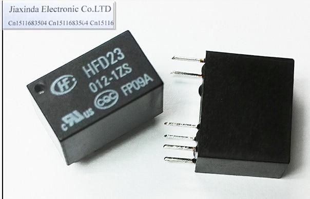 HEIßE NEUE relais HFD23F-012-1ZS JRC-23F HFD23F 012-1ZS 12VDC DC12V 12 v 2A DIP6