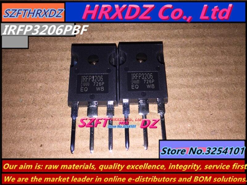 SZFTHRXDZ 100% nuevo original 10 Uds IRFP3206PBF IRFP3206 60V 120A 200A TO247