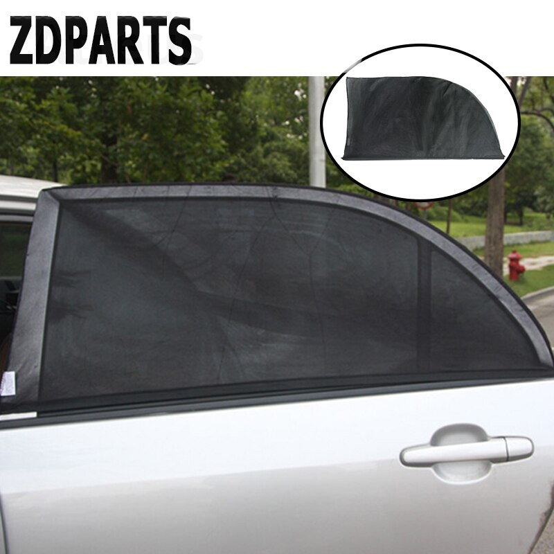 ZDPARTS 2 Pc Car Window Sun Sombra Visor Cortina de Capas Para Toyota Corolla Avensis Rav4 c-hr Volkswagen VW Polo Jetta Passat B6 B5