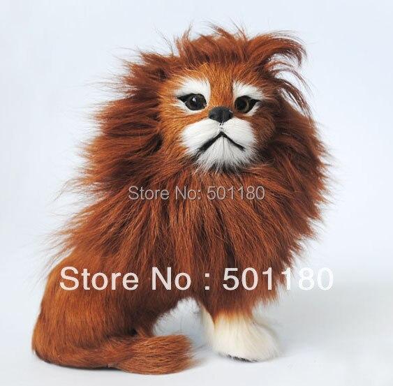 free shipping lions sculpture lion craft garden lion sculpture