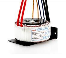180V-0-180V 0.1A +6.3V 2A +8V 2A tranformer 40VA oroidal transformer copper custom transformer 220V input power transformer