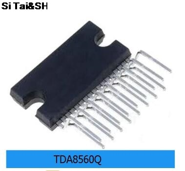 1 pces tda8560q tda8560 zip 8560q