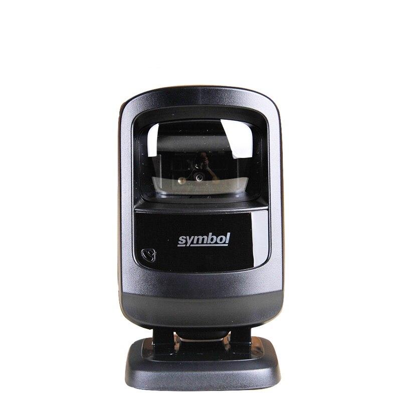 Zebra (ранее Motorola Symbol) DS9208 цифровой сканер штрих-кода без рук (1D и 2D) с usb-кабелем